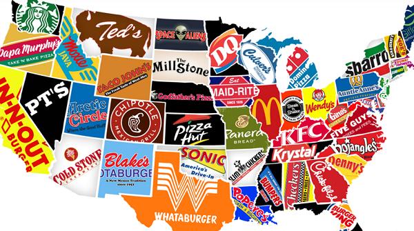 The kingdom of fast food