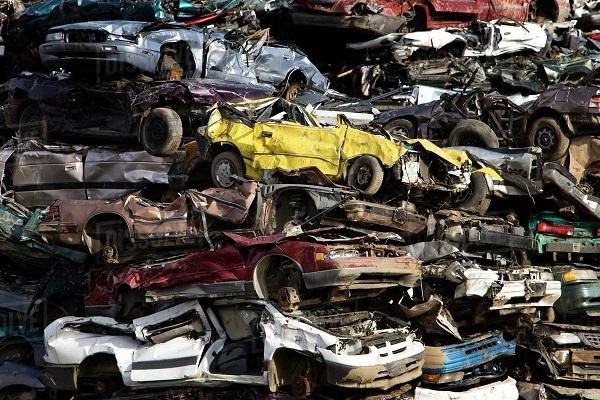 car waste