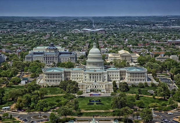 Famous historical places in the US
