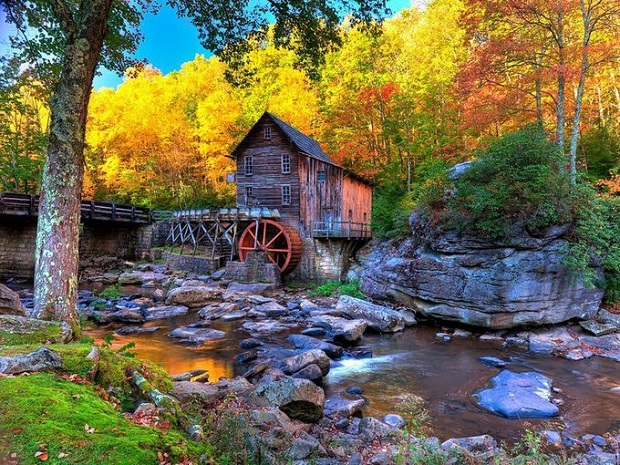 Beautiful US in Fall
